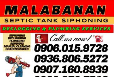 24/7 MPS MALABANAN SIPHONING, DECLOGGING & PLUMBING SERVICES