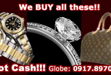 Sell your Jewelries, Swiss watch & Diamonds! Look 4 Summer Gwen.