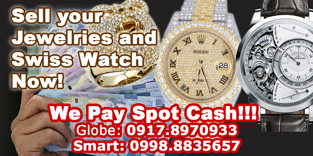 We will buy your Jewelries and Diamonds, Fast Cash now!