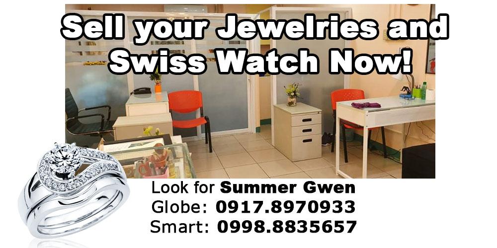 Jewelry, Diamond & Swiss Watch Buyer. Look 4 Ms. Gwen.