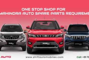 Mahindra Genuine Spare Parts – Shiftautomobiles.com