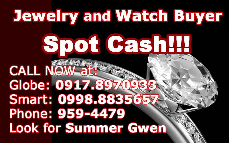 Jewelry Buyer! Look for Summer Gwen